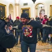 El FBI busca responsables de los disturbios en el Capitolio federal