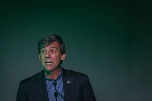 """Cuatro preguntas a Rodrigo Jordán """"Las personas no quieren candidatos de partidos """""""