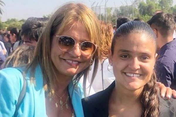 Hija de Jacqueline van Rysselberghe va como candidata a concejala por Concepción