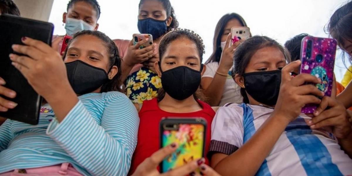 1.500 habitantes de Cone se benefician con internet gratuito, instalado por la Prefectura del Guayas