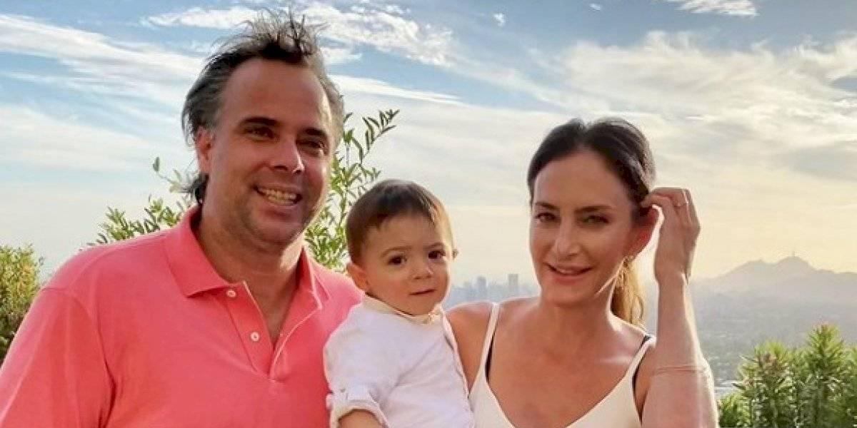 ¿Se casan? Fernando González y Luciana Aymar publicaron en redes una sugerente fotografía