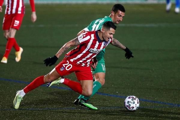 ¡Batacazo en la Copa del Rey! Atlético Madrid, eliminado por un equipo de tercera división