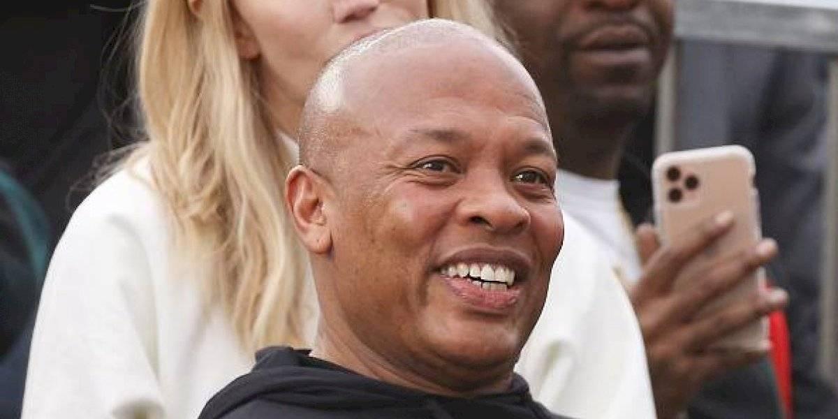 Dr. Dre es hospitalizado de emergencia, el rapero se pronunció sobre su estado de salud
