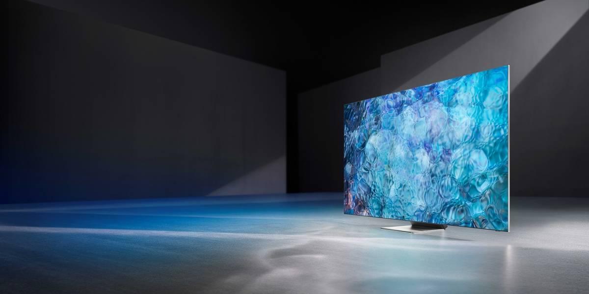 Samsung presentó su nueva línea de televisores Neo QLED 8K: ofrecen una mejor imagen gracias a la tecnología mini LED