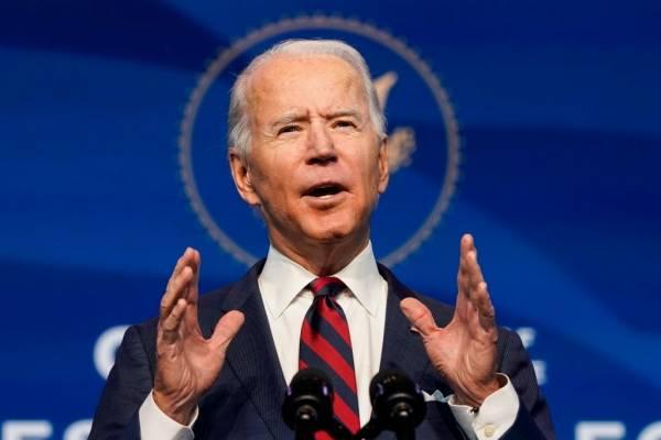 """Joe Biden hace un llamado a Donald Trump a que """"cumpla su juramento de defender la Constitución"""""""