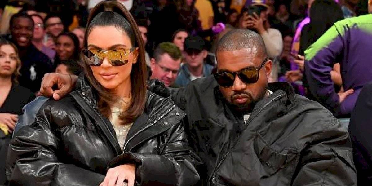 Kim Kardashain guarda el anillo de bodas tras los rumores de su solicitud de divorcio