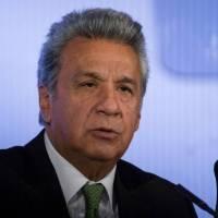 El presidente Lenín Moreno se pronuncia sobre las protestas en el Capitolio