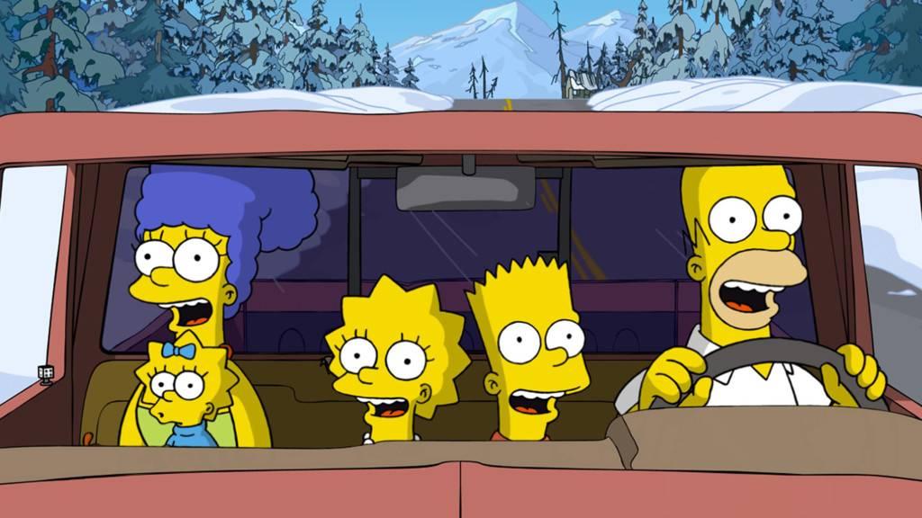 Los Simpson segunda película