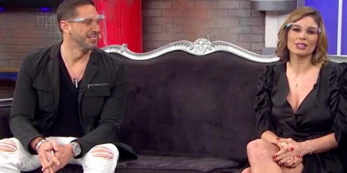 Ivonne Orsini y Gato Gómez oficializan el salto a Telemundo
