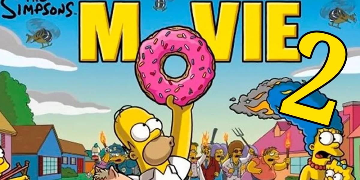 Los Simpson: se trabaja en una nueva película y esto es todo lo que sabemos al respecto