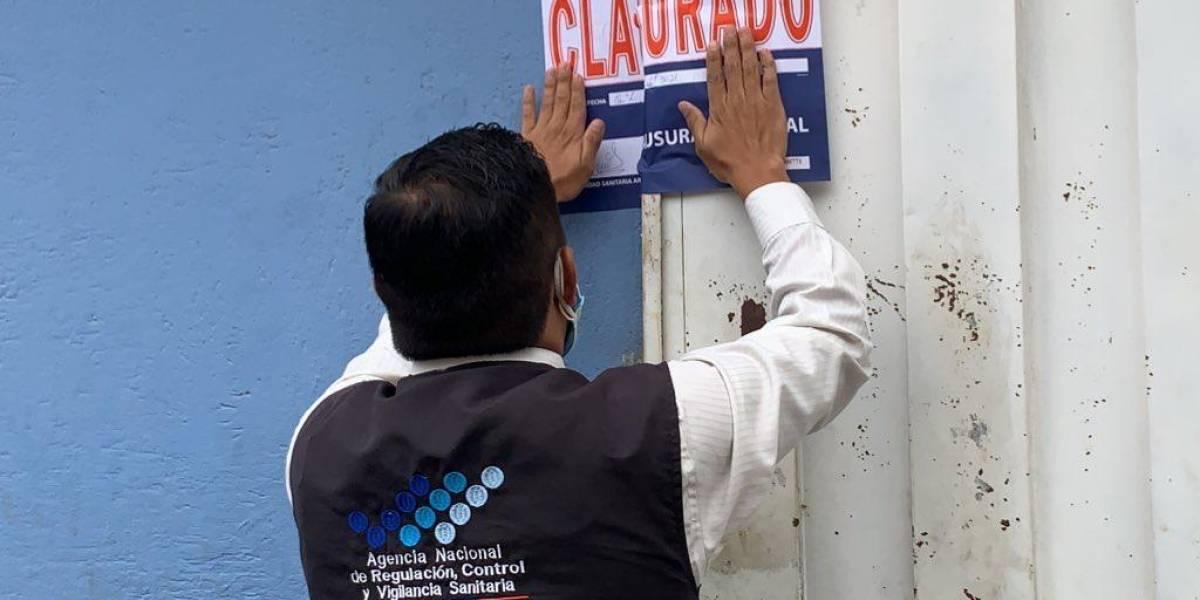 Arcsa clausuró planta de embutidos en Quito