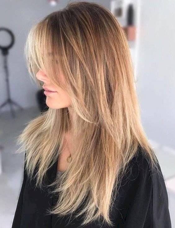 cortes de cabello con capas
