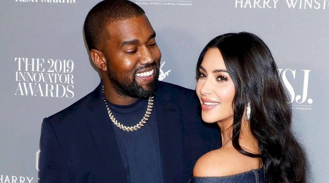 Kim Kardashian y Kanye West divorcio