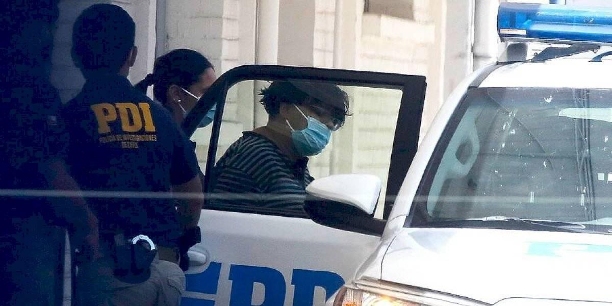 Igor González quedó con prisión preventiva como imputado por el femicidio de María Isabel Pavez