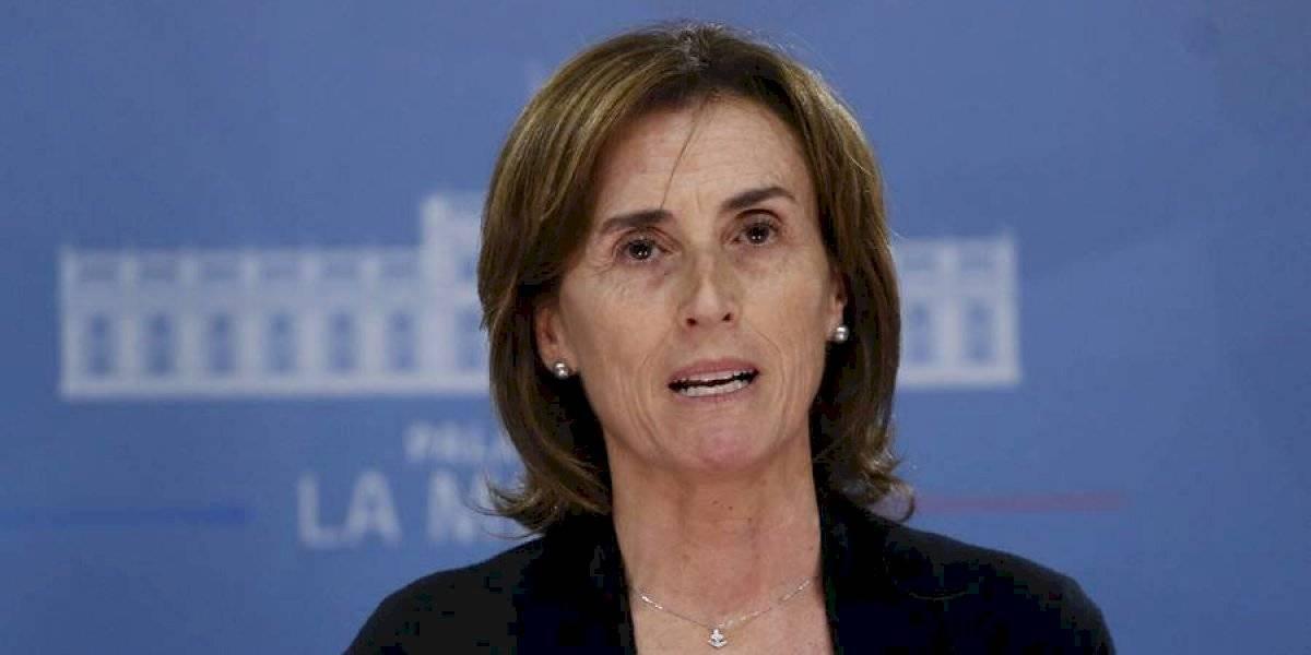 Marcela Cubillos anuncia su candidatura a la Convención Constituyente