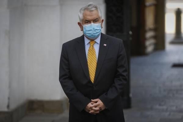 """Ministro Paris tras consultas por fiesta en Cachagua: """"Es un atentado a la salud pública"""""""