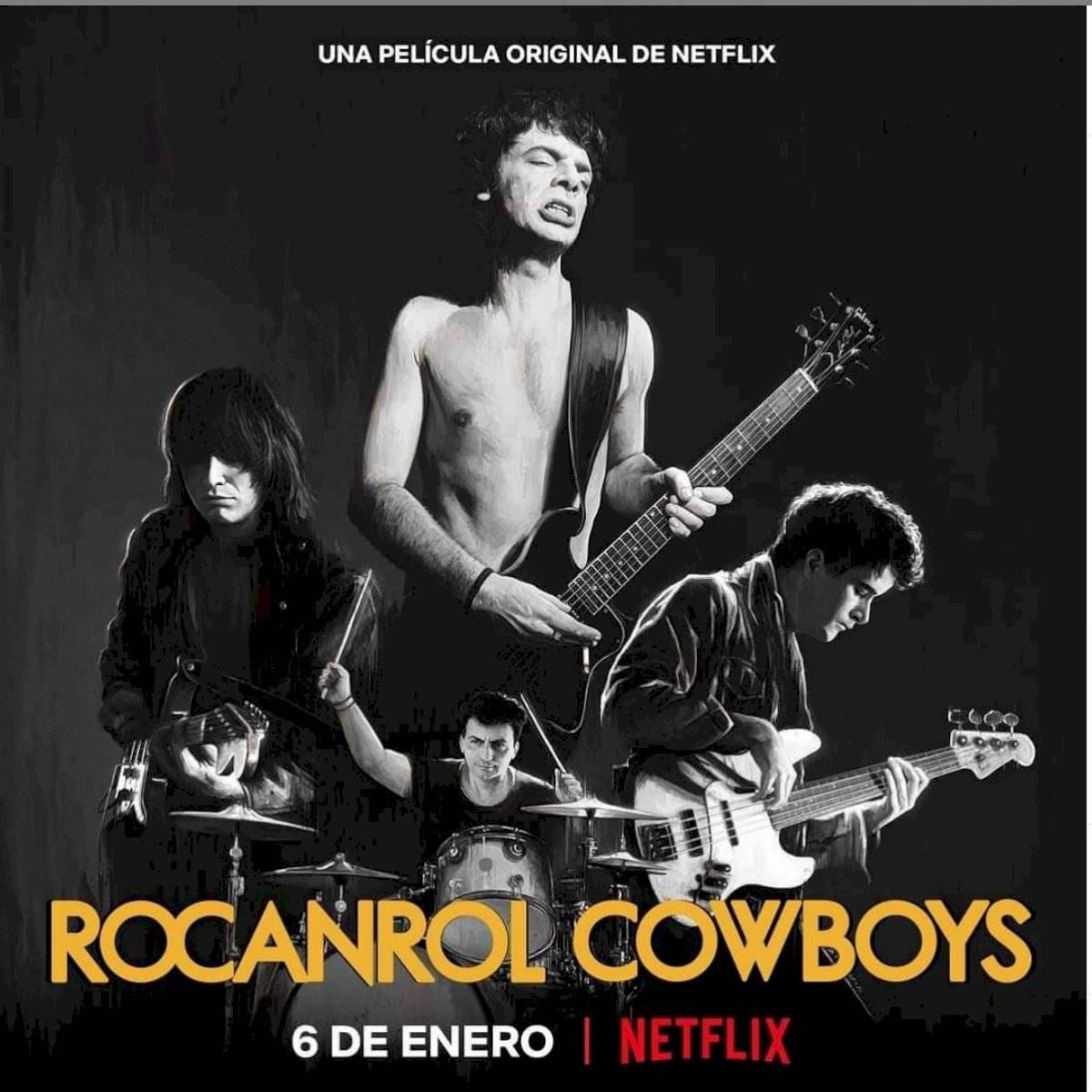 Rocanrol Cowboys