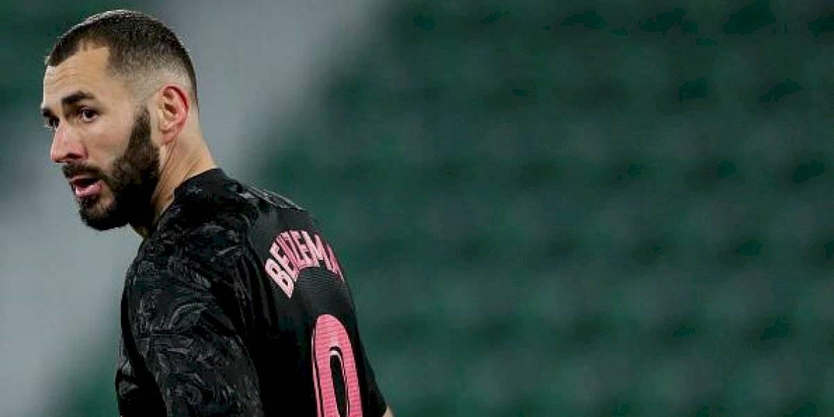 Karim Benzema será juzgado por caso de chantaje con un video de contenido sexual