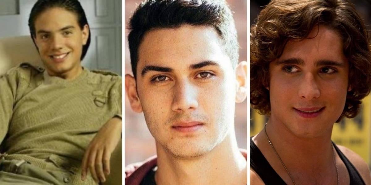 Actores infantiles de telenovela que actualmente son unos galanes