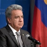 El presidente Lenín Moreno viajará a EE.UU. para gestionar más vacunas anticovid