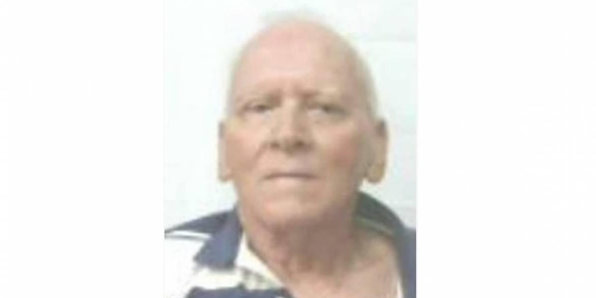 Buscan a hombre de 75 años desaparecido en Santurce