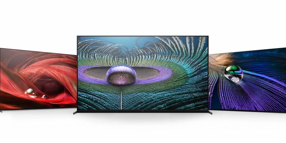 Sony presentó tres nuevos modelos de televisores BRAVIA XR con inteligencia cognitiva