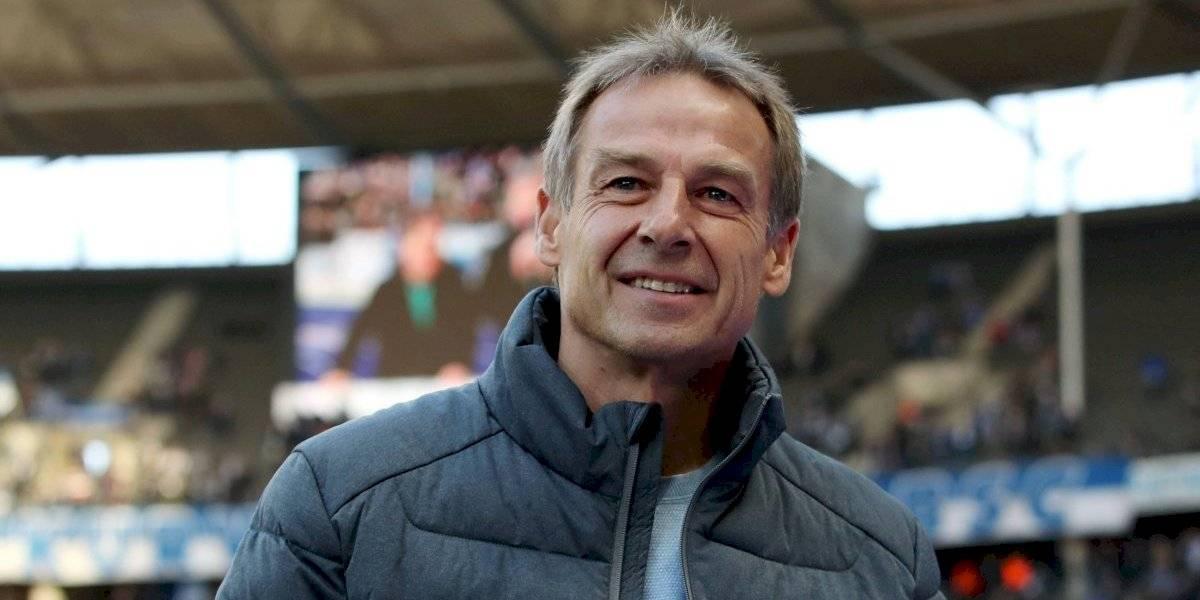 Sigue la danza de nombres para suceder a Rueda: Jürgen Klinsmann sería carta para dirigir a la Roja