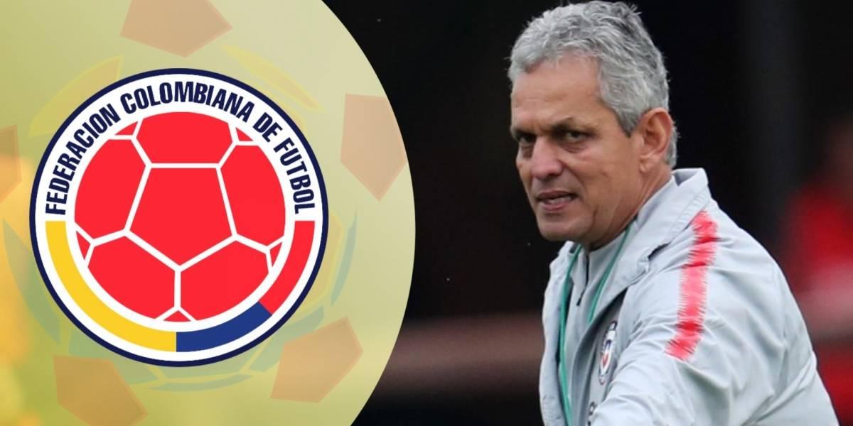 SELECCIÓN COLOMBIA FCF confirmó la llegada de Reinaldo Rueda a selección  Colombia