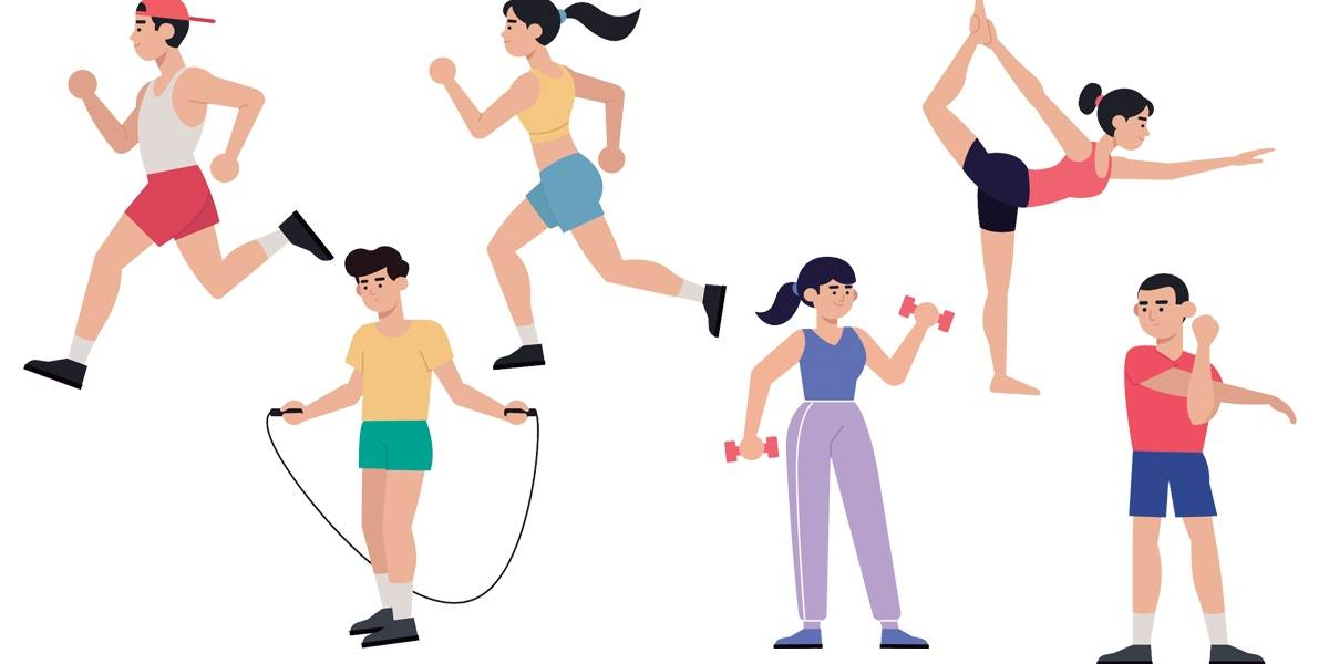 As tendências fitness para 2021