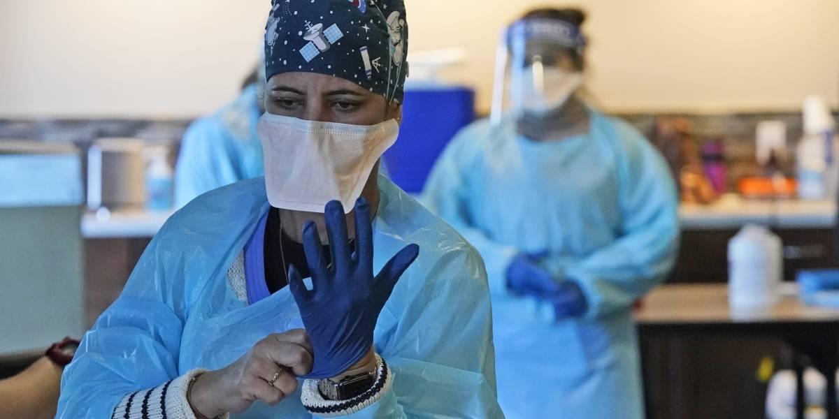 Estados Unidos avanza a segunda fase de vacunación