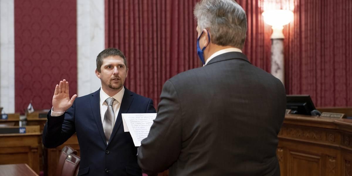 Arrestan a legislador estatal por asalto al Capitolio