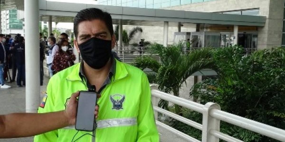 Identifican pruebas adulteradas de Covid-19 en el Aeropuerto de Guayaquil