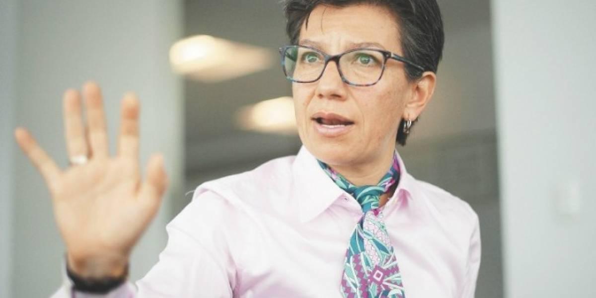 """Radicarían una queja contra la alcaldesa de Bogotá por """"mentir"""" al decir que la nueva cepa ya habría llegado"""