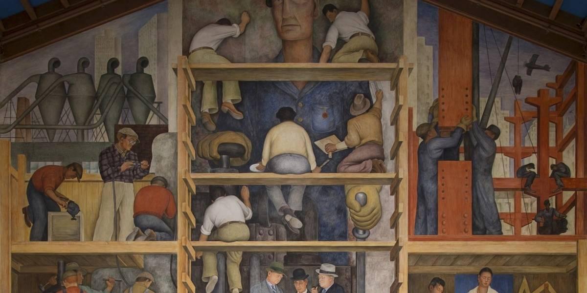 Instituto de Arte de San Francisco vendería mural de Diego Rivera por crisis de pandemia