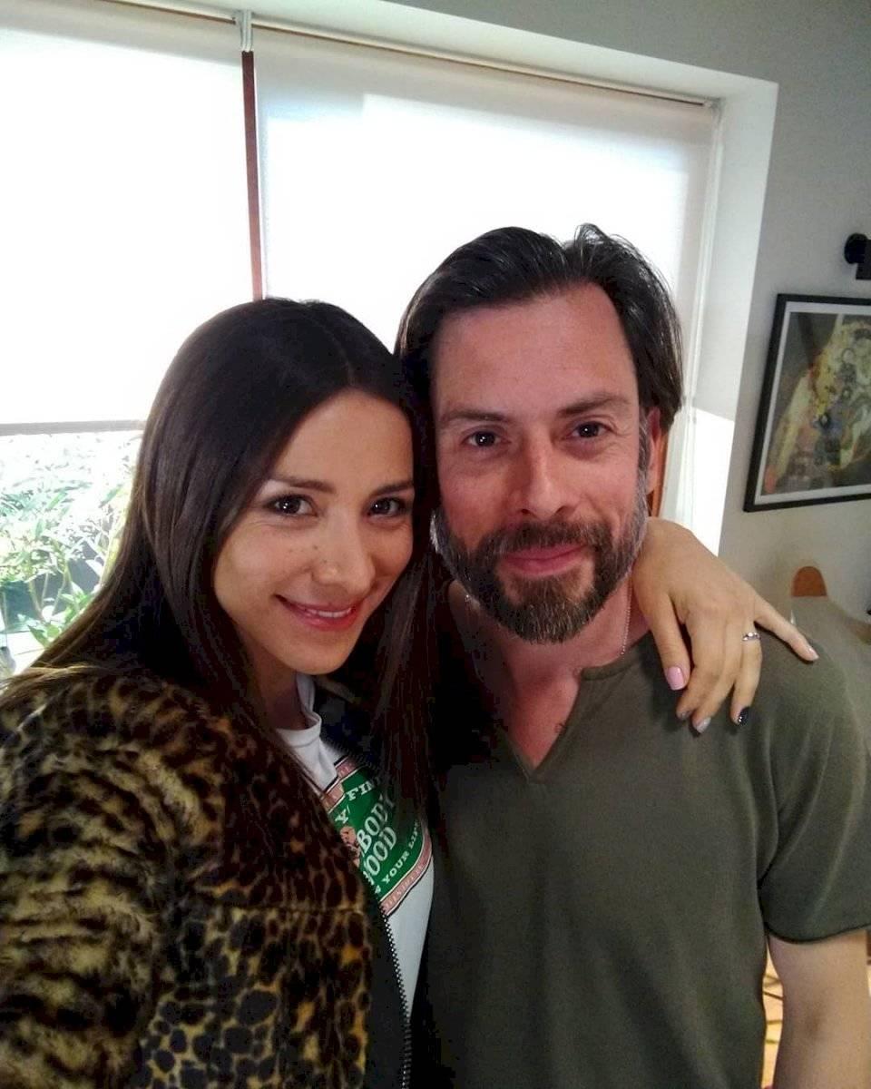 Loreto Aravena y Néstor Cantillana