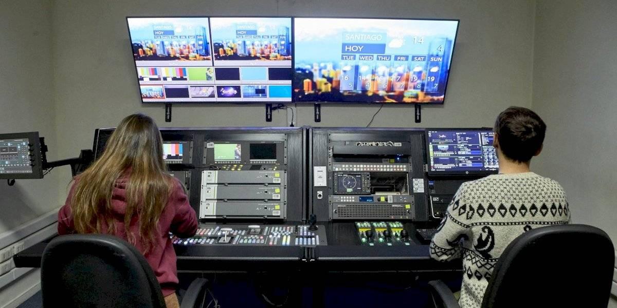 Estudiar Comunicación Audiovisual Digital para ser actor fundamental del proceso