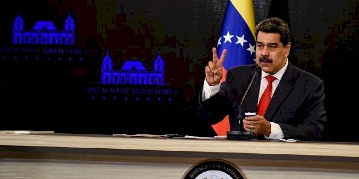 Nicolás Maduro se pronuncia sobre asalto al Capitolio de Estados Unidos