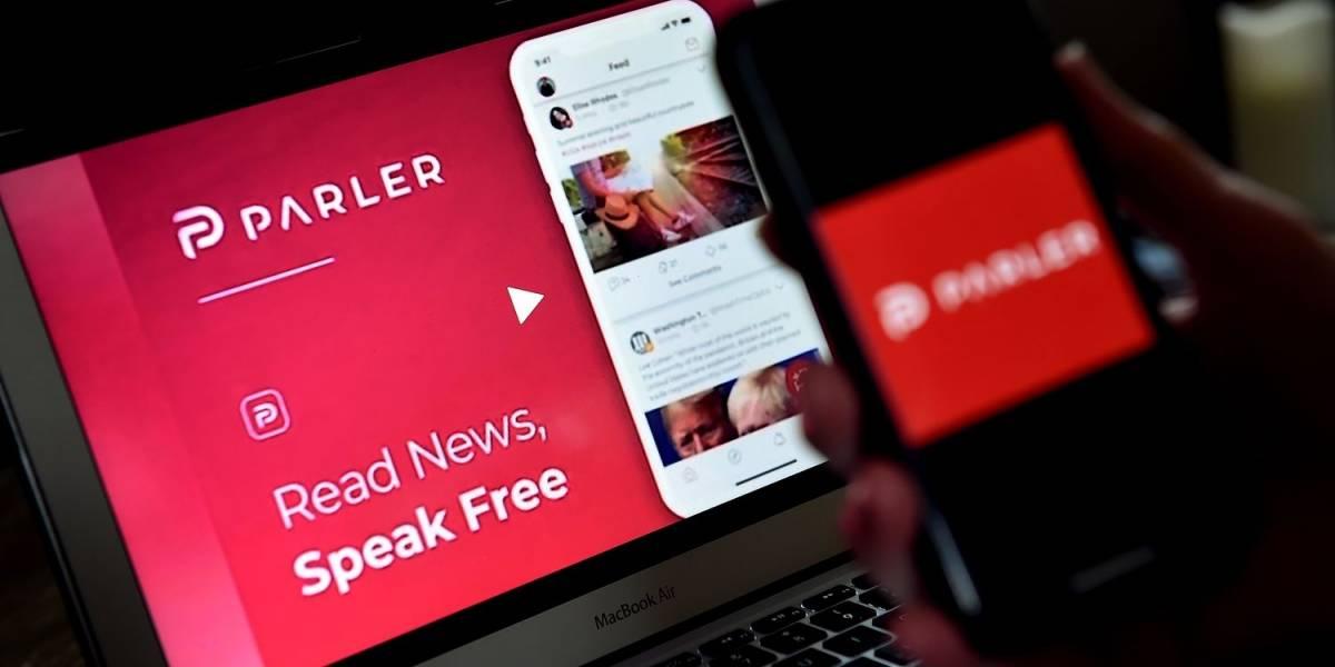 Parler, la alternativa a Twitter que los radicales seguidores de Donald Trump utilizan para evitar la censura