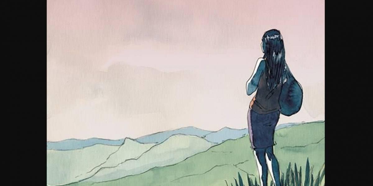 'Transparentes', la novela gráfica que busca honrar la verdad del exilio colombiano