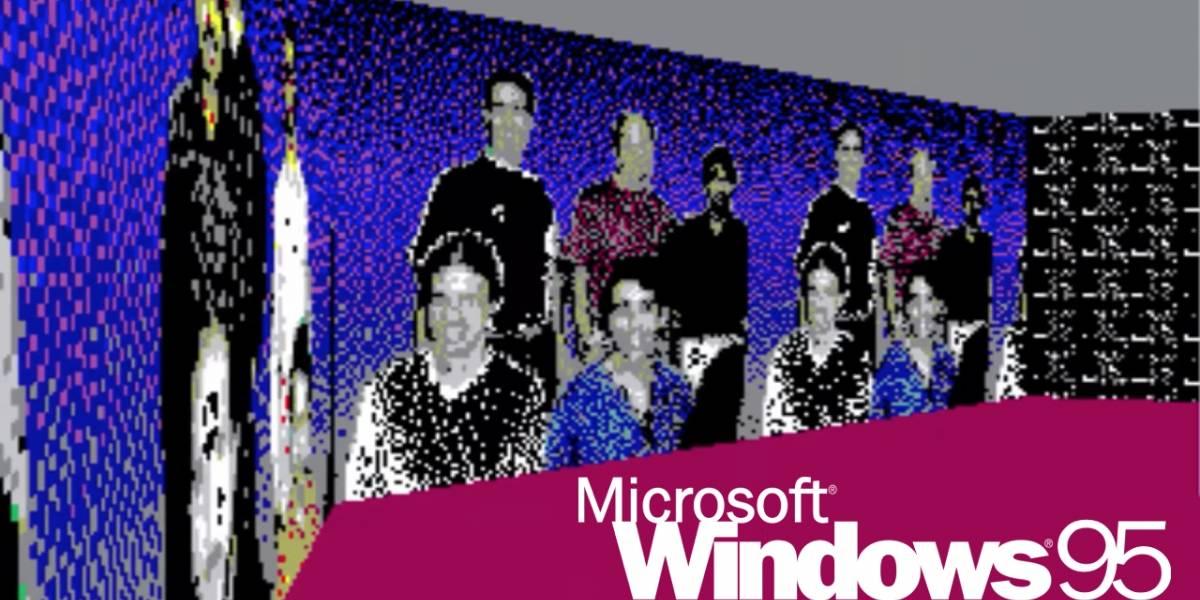 Retro: cómo acceder al Salón de la Almas Torturadas de Windows 95