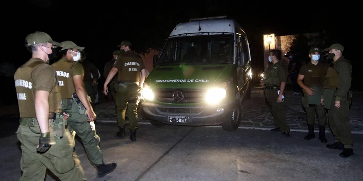 Sin pudor ni vergüenza: okupas armaron una fiesta clandestina con 80 invitados que terminaron presos en Ñuñoa