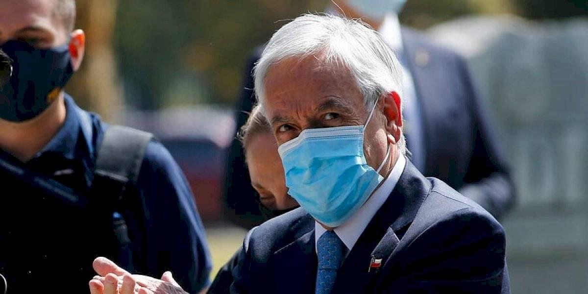 """Piñera: """"Al interior de Temucuicui se han enquistado organizaciones de crimen organizado y bandas de narcotráfico"""""""