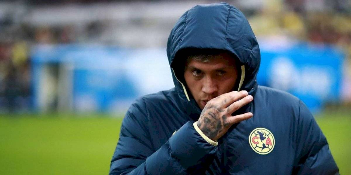 Nicolás Castillo debe seguir esperando: no fue inscrito por el América para el Clausura 2021 de México