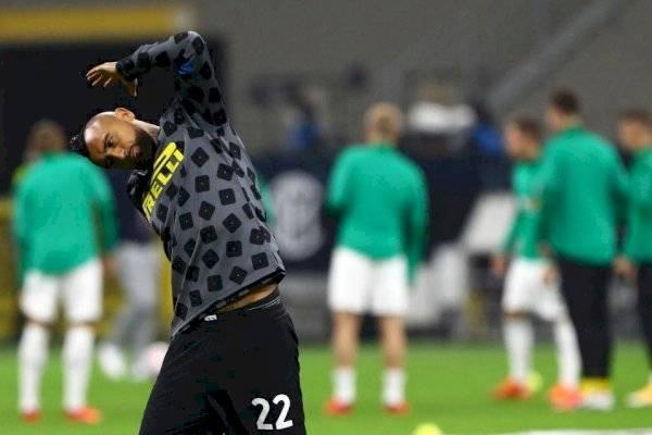 """Antonio Conte sobre Arturo Vidal: """"He tenido que darle un palo"""""""