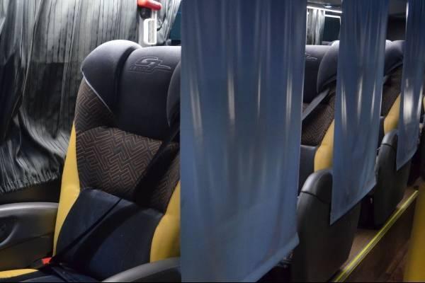 Buses interregionales implementan moderna y novedosa tecnología Biosafe para garantizar la seguridad sanitaria de sus pasajeros