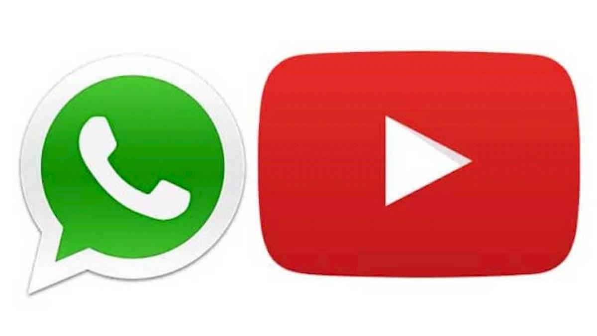 Ahora también puedes subir videos de Youtube a través de WhatsApp