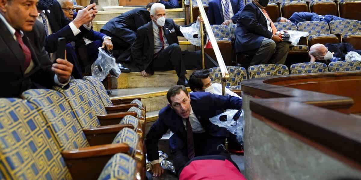 Legisladores quedaron expuestos al COVID-19 en asalto