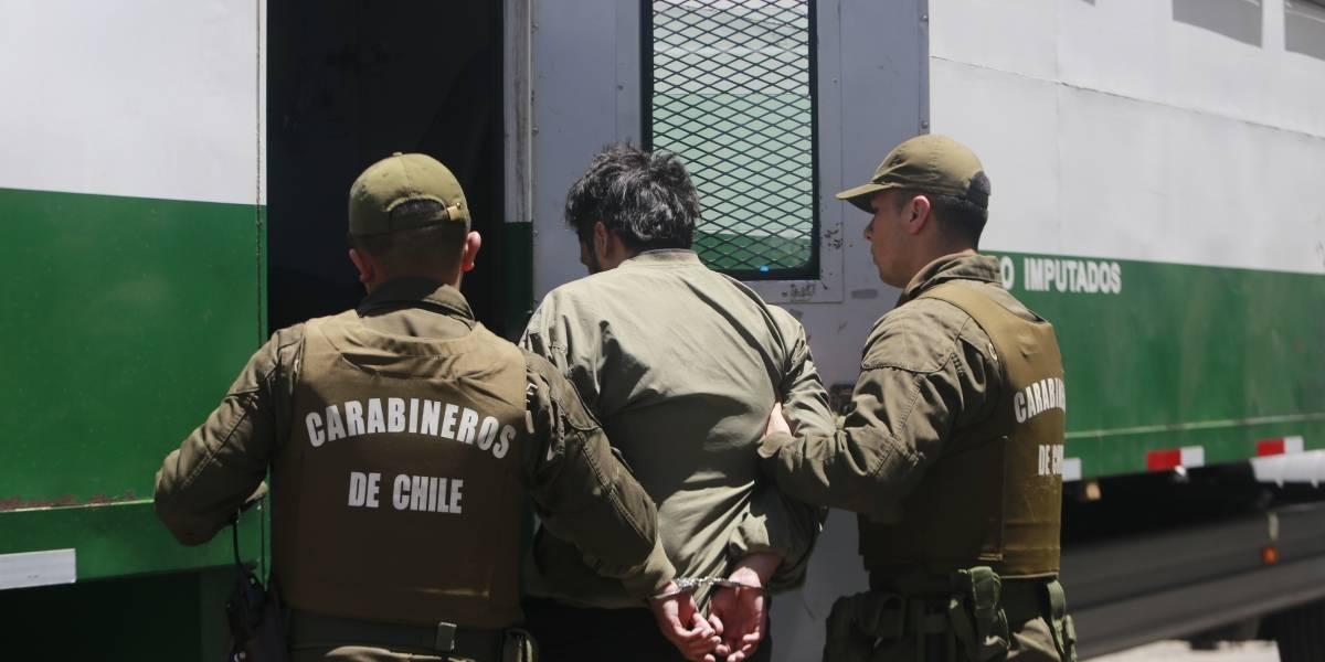 Una pelea en Santiago Centro terminó a balazos y con al menos dos detenidos