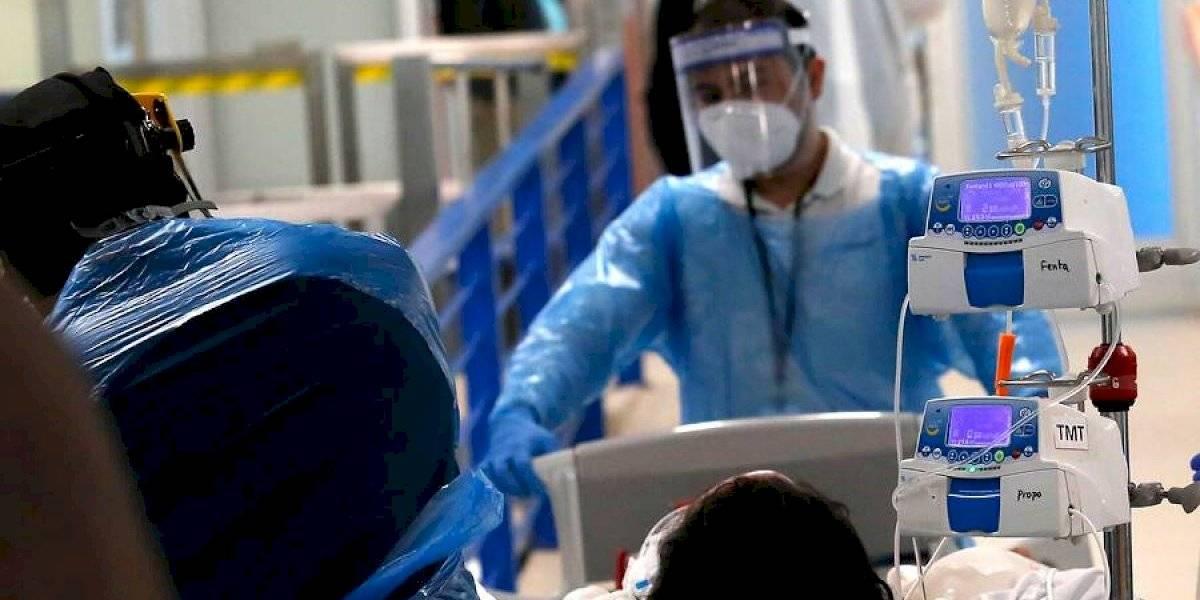 Coronavirus en Chile: cifra diaria de nuevos casos sigue sobre la barrera de los 4 mil