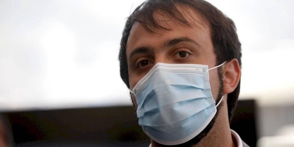 ¿Test para ir a balnearios? Alcalde Sharp pide exigir PCR negativo a veraneantes que lleguen a Valparaíso